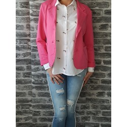 Veste Spencer LiLy Fushia
